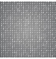 seamless pattern white drops on gray background vector image