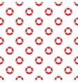 Lifeline pattern cartoon style vector image
