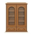 cupboard 01 vector image vector image