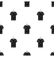 dirty things dry cleaning single icon in black vector image vector image