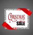End of year sale Christmas sale design template