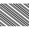diagonal lines pattern seamless vector image