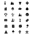 Ecology Icons 3 vector image vector image