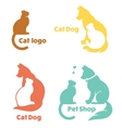 My favorite pet collection of animals vector image vector image