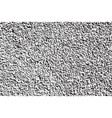 small gravel texture vector image