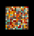 abstract geometric pattern for your design vector image