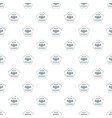 social business pattern seamless vector image vector image