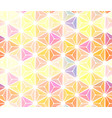 seamless abstract stained-glass window with vector image