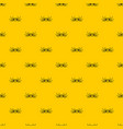 japanese spider crab pattern vector image vector image