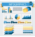 Infographics elements collection set 4 vector | Price: 1 Credit (USD $1)