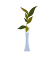 icon plant vector image vector image