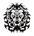 Lion Head Graphic vector image