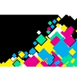 multicolor abstract vector image