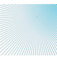 blue sunburst pattern background rays radial vector image