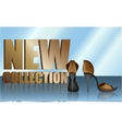 NEW COLLECTION Golden Sandals with High Heels vector image vector image