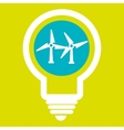 energy eolica isolated icon design vector image