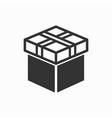 gift box surprise icon birthday present symbol vector image