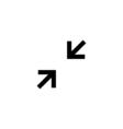 Change Icon Flat vector image