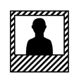 picture file jpg isolated icon vector image vector image