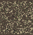 texture camouflage military repeats army vector image