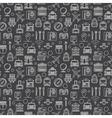 travel dark pattern vector image