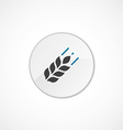 Agriculture icon 2 colored vector image vector image