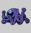 Kraken octopus cuttle fish tentacles with suckers