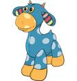 Toy deer Cartoon vector image
