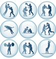 Olympic Sport Icons Set vector image