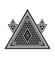 sacred geometry 0166 vector image