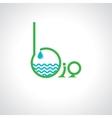 bio symbol vector image