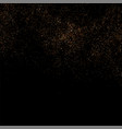 coffee color grain texture vector image