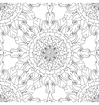 Coloring pages for adultsDecorative hand drawn vector image vector image