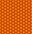 honeycomb hexagon seamless pattern for backgrounds vector image vector image