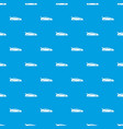 rally racing car pattern seamless blue vector image vector image