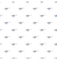hydroplane pattern vector image vector image