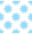 symmetric minimalistic seamless pattern of vector image vector image