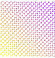 linear yellow and purple digital texture vector image vector image