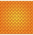 abstract orange background seamless pattern with vector image