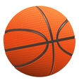 Basketball Ball for basketball vector image