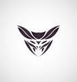 BAT logo vector image