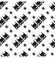 Batman mask pattern on white background