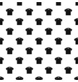 clean polo shirt pattern seamless vector image vector image