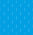 little syringe pattern seamless blue vector image vector image