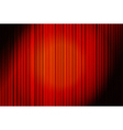 Abstract Red Vertical Striped Background vector image vector image