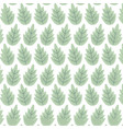 background decorative green leaves foliage vector image