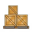 Box shipping delivey icon image