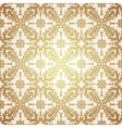 seamless pattern in Victorian style vector image vector image