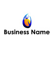 Business Identity for Banks and Financial Field vector image vector image