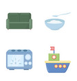 leisure entertainment business and other web vector image vector image